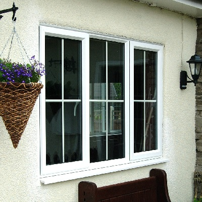 Eurocell casement window