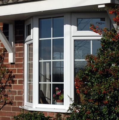 Rehau casement window